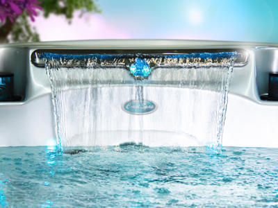 Coast Spas 24 Inch Waterfall