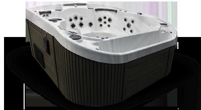 Cascade Style Hot Tub
