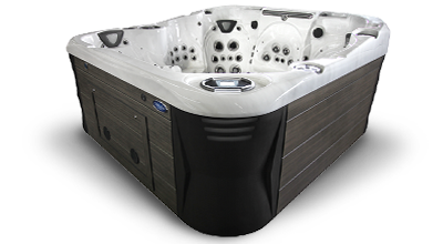 Curve Hot Tub